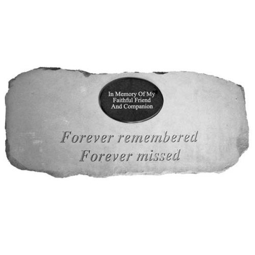 Forever Remembered Personalized Bench